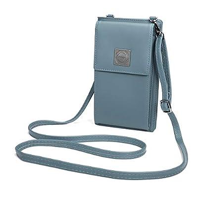 Small Crossbody Phone Bag, OURBAG Women Soft PU...
