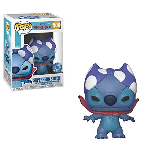 POP Funko Disney Lilo & Stitch Superhero Stitch