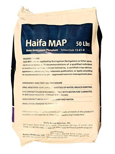Monoammonium Phosphate 12-61-0 100% Water Soluble Hydroponics