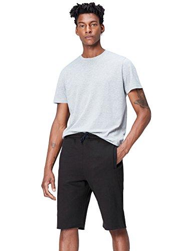 Marca Amazon - Activewear Pantalón Corto Estilo Basket para Hombre