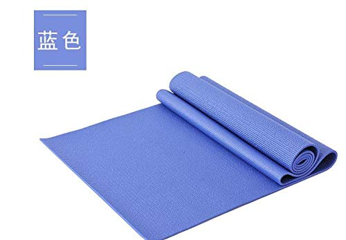 AGQZ hoogwaardige yogamat groothandel 8 MMpvc yogamat anti-slip mat fitness mat groene yogamat