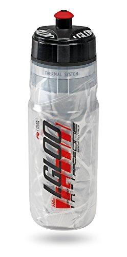 RaceOne R1 Igloo 550cc Botella de Agua 550 ml, Unisex Adulto, Rojo