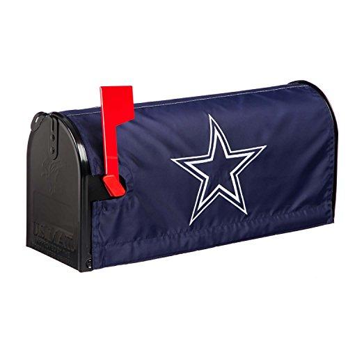 Team Sports America NFL Dallas Cowboys Briefkastenabdeckung, Blau