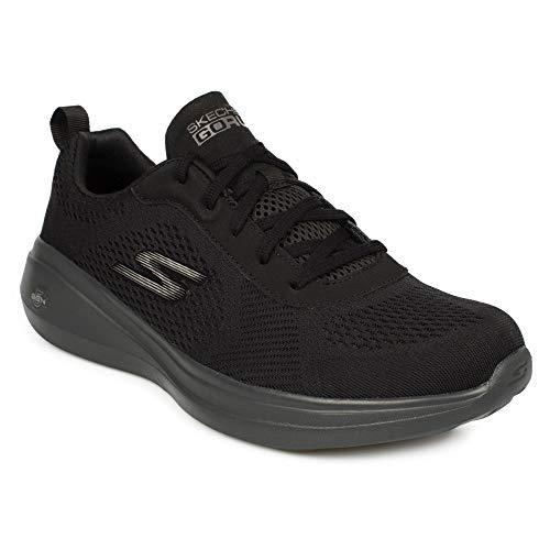 Skechers Heren 55106-BKCC_44 Running Shoes, Zwart, EU