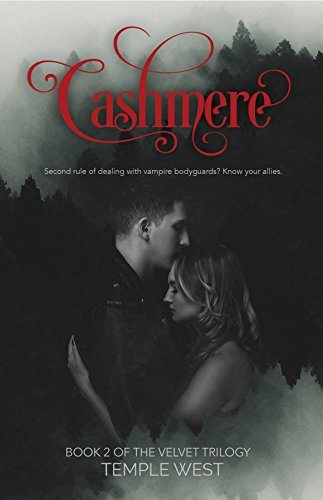 Cashmere: Book 2 of the Velvet Trilogy (English Edition)