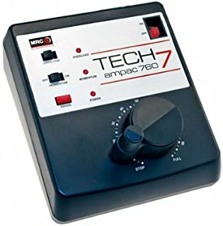 Model Rectifier Corporation Tech 7 AMPAC 760 Train Controller