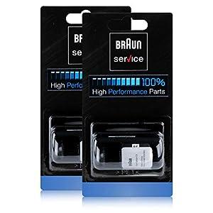 2x Braun Appliance Oil for shear units / blades