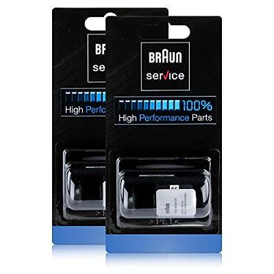 2x Braun Appliance Oil