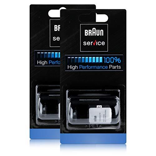 2x Braun Appliance Oil für Schereinheiten / Klingen wie Langhaar Bart- und Haarschneider