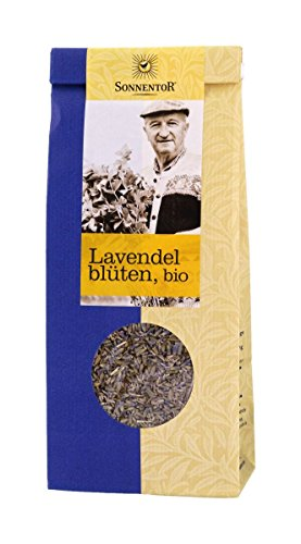 Sonnentor Lavendelblüten (70 g) - Bio