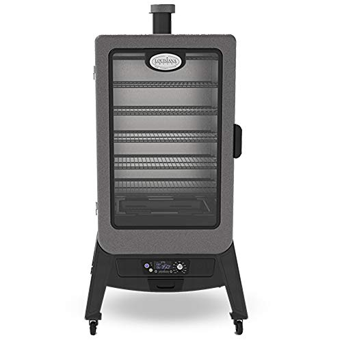 Louisiana Grills 65700-LGV7PC1 Vertical Smoker Review
