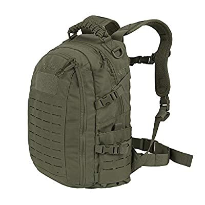 Direct Action Dust MK II Tactical Backpack Olive Green 20 Liter Capacity