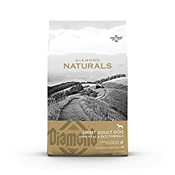 Diamond Naturals Light Real Meat Recipe Premium Dry Dog Food