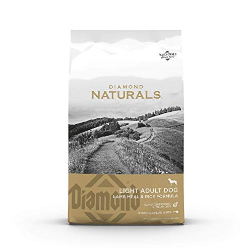 Diamond Pet Foods Naturals Lite - Lamb & Rice...
