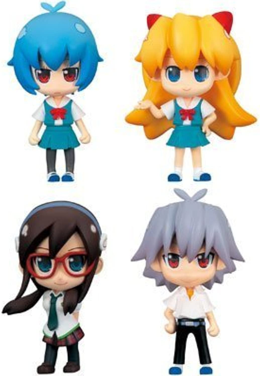 All four uniform knitting mania collection only Ru default ''s example lottery Evangelion F award Petit most (japan import)