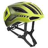 Scott Centric Plus Rennrad Fahrrad Helm gelb 2022: Größe: L (59-61cm)