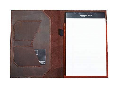 Notepad Holder Leather Notepad Holder Legal Pad Holder Notebook Holder...