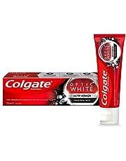 Colgate Optik Beyaz Aktif Kömür Beyazlatıcı Diş Macunu 75 ml 1 Paket (1 x 75 ml)