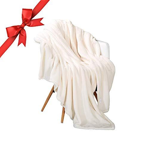 Panku Flannel Fleece Blanket Soft Throw Blanket Super Warm Lightweight...