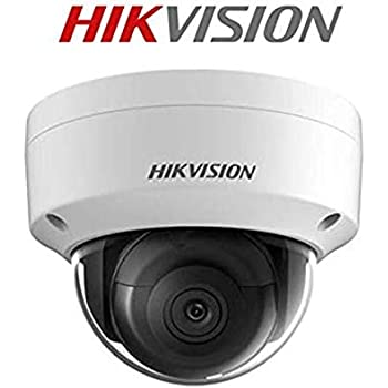 Hikvision 8MP(4K) IR Fixed Dome Network Camera DS-2CD2185FWD-IS 2.8mm POE ONVIF IP67 H.265+ English Version IP Camera
