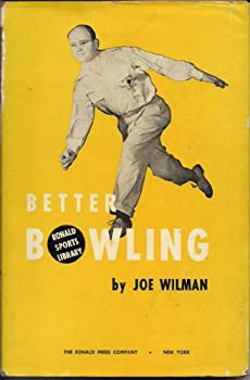 Hardcover Better bowling (Ronald Sports Library) Book