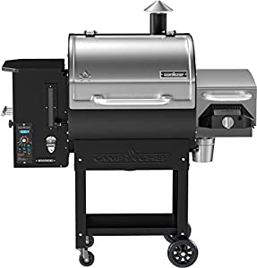 Camp Chef Woodwind Pellet Grill with Sear Box - Smart Smoke Technology