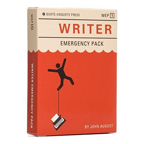 Writer Emergency Pack