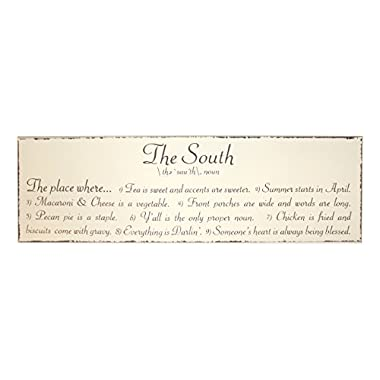 The South Sign, by Magnolia Lane 26  X 8
