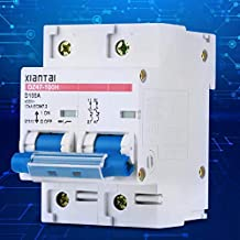 COMPANY LILI 2P Circuit Breaker 100A 220V Low Voltage Miniature Circuit Breaker for Electric Equipment