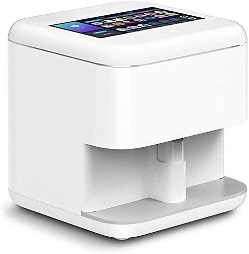 PFMY.DG uñas Arte del Clavo 3D impresión de uñas máquina Impresora portátil máquina de Pintar Las uñas de la máquina máquina de WiFi Bricolaje 100-240V de transmisión móvil