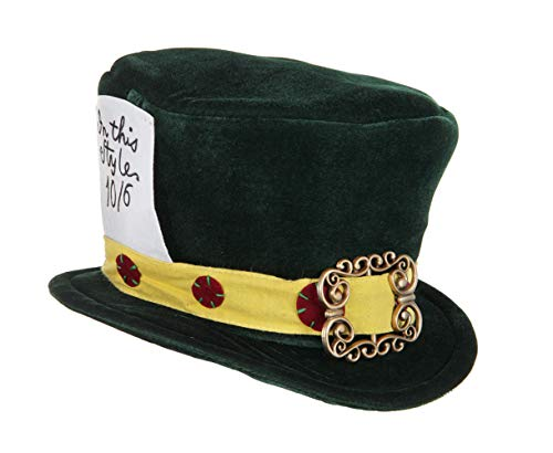 Kid's The Madhatter green Hat