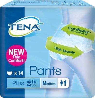 TENA PANTS Plus medium ConfioFit Einweghose 14St. by SCA