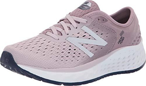 New Balance Fresh Foam 1080v9, Zapatillas de Running para Mujer, Rosa Light Cashmere/Pigment Cp9, 39 EU