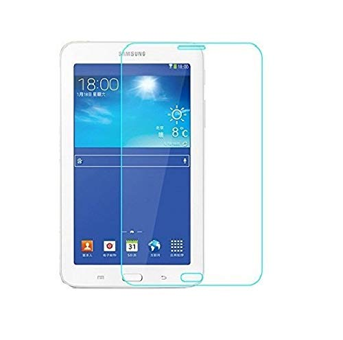 S Fancy Tablet Tempered Glass Guard for Samsung Galaxy Tab 3 neo T111