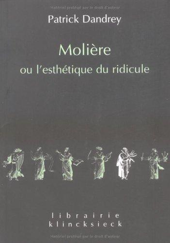 Molière ou l'esthétique du ridicule
