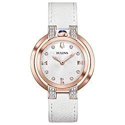 Rubaiyat Collection Reinvented In Rose Gold-Tone Watch