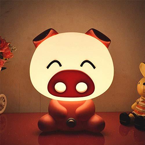 Veilleuse pour enfants LED Veilleuse, Lampe de chevet en silicone rechargeable USB portable Lumière multicolore Lampe de décoration de chevet Hello Kitty-traditional_Pig Coulee Lampe pour