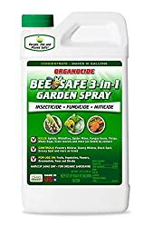 Organic Laboratories 100-021 Lab QT Organocide 3-in-1 Garden Spray