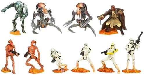 Star Max 85% OFF Wars Battle Packs Shipping included Unleashed: The Clone of Geonosis