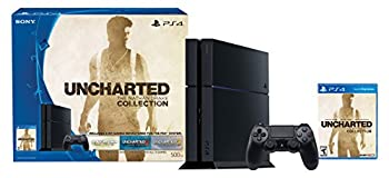 PlayStation 4 500GB Console - Uncharted  The Nathan Drake Collection Bundle  Physical Disc [Discontinued]