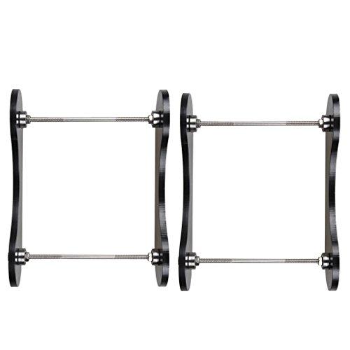 2x 1 Spool Stable Acrylic 3D Printer PLA/ABS Filament Tabletop Mount Rack