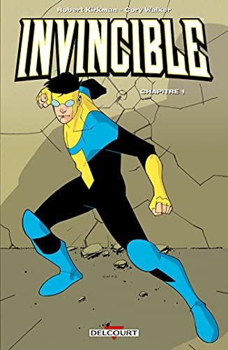 Couverture du livre Invincible Chapitre 1 - gratuit
