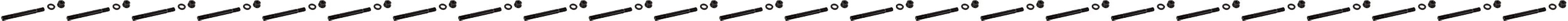 ARP 1304062 Stud Kit