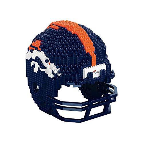 Forever Collectibles UK NFL 3D BRXLZ – Replik Helm, DENVER BRONCOS