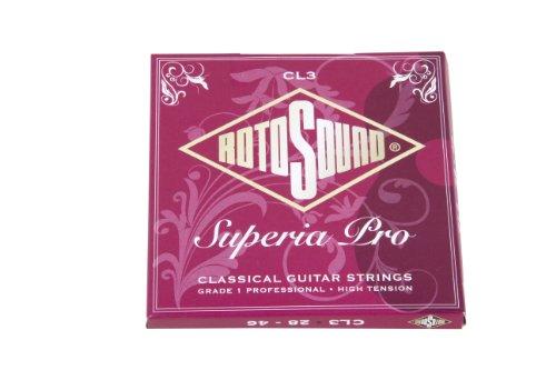 Rotosound CL3 Superia Pro Classical Guitar Strings