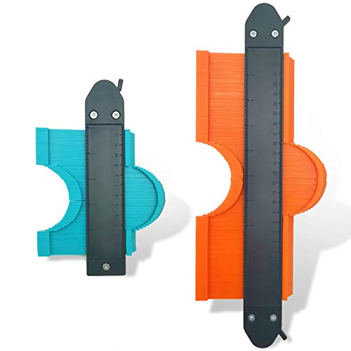 Nicheo Contour Gauge Duplicator with Lock 5
