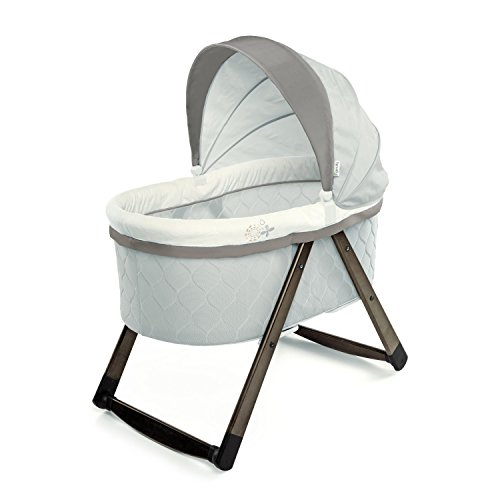 Ingenuity Foldaway Rocking Wood Bassinet Product Image