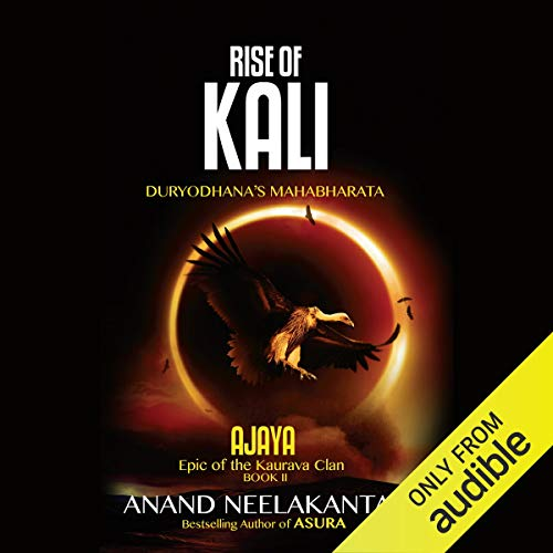 Rise of Kali audiobook cover art