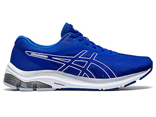 ASICS Men's Gel-Pulse 12 Running Shoes, 13, ASICS Blue/ASICS Blue