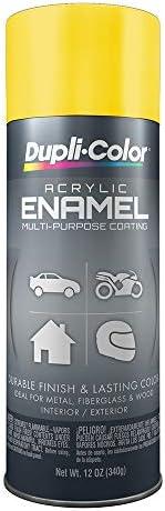 Dupli-Color - DA1692 General Purpose Acrylic Enamel Crystal Clear 12 oz.